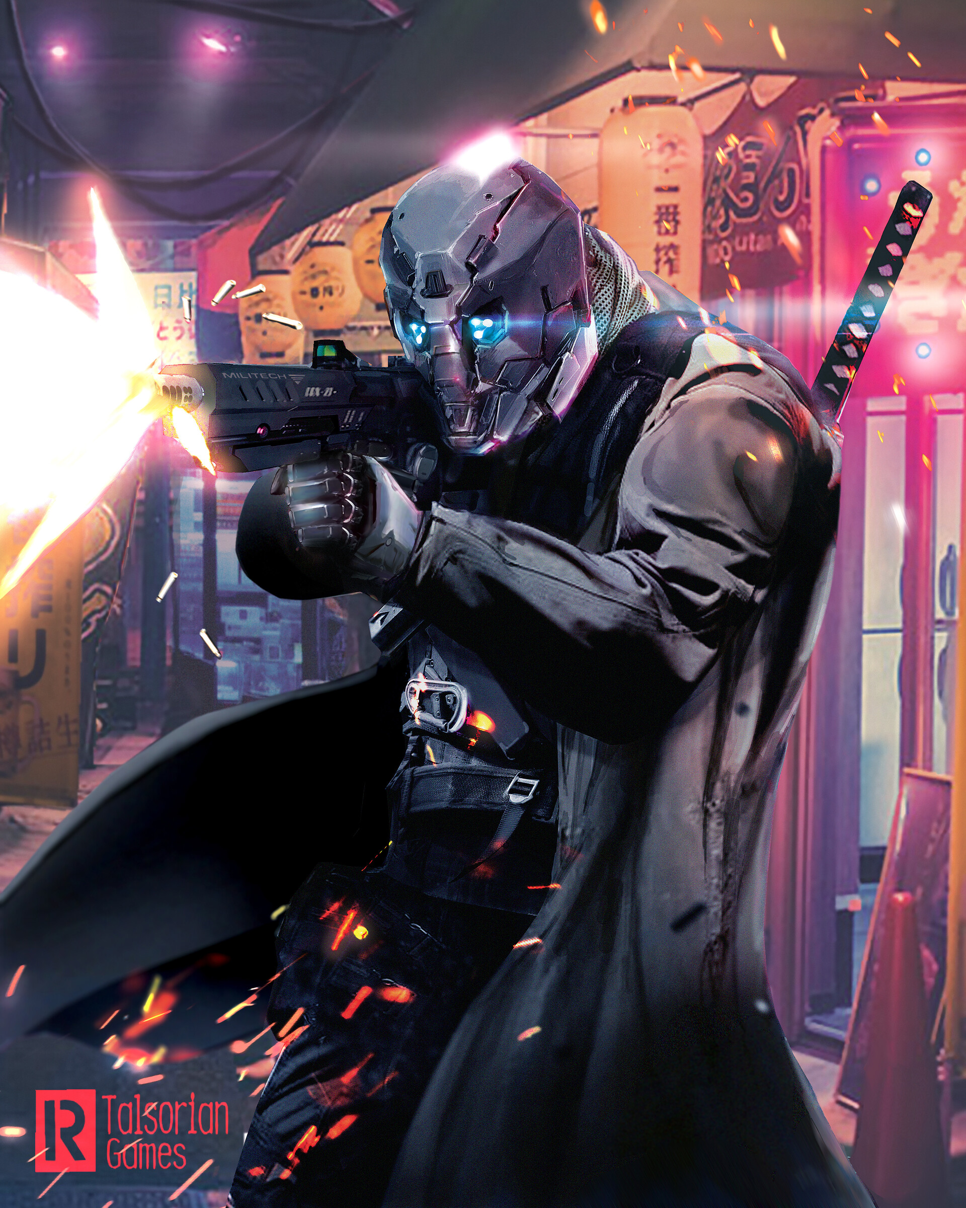 Cyberpunk RED Art