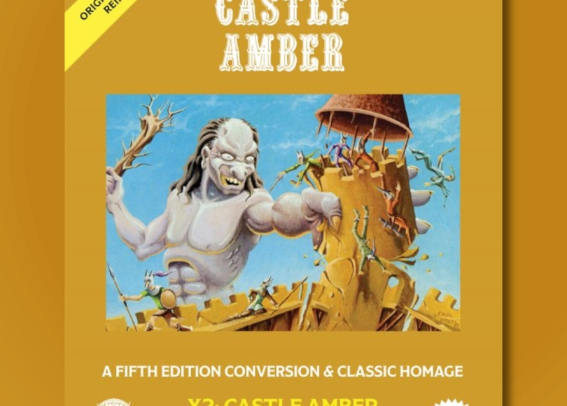 Original Adventures Reincarnated #5 - Castle Amber
