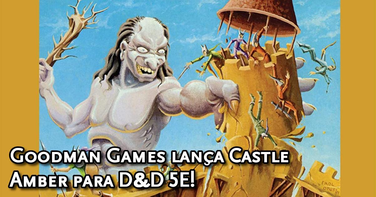 Castle Amber D&D 5E