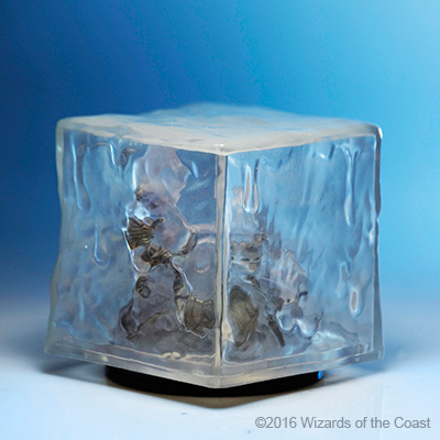 Cubo Gelatinoso Icons of the Realms