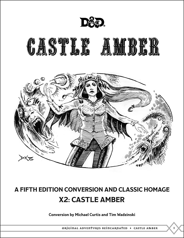 Castle Amber Goodman Games