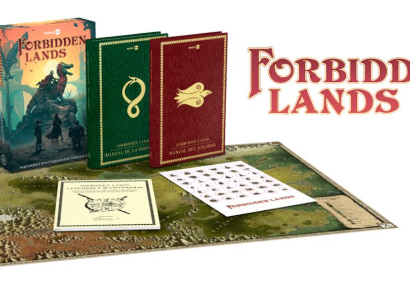 Forbidden Lands em PT-BR