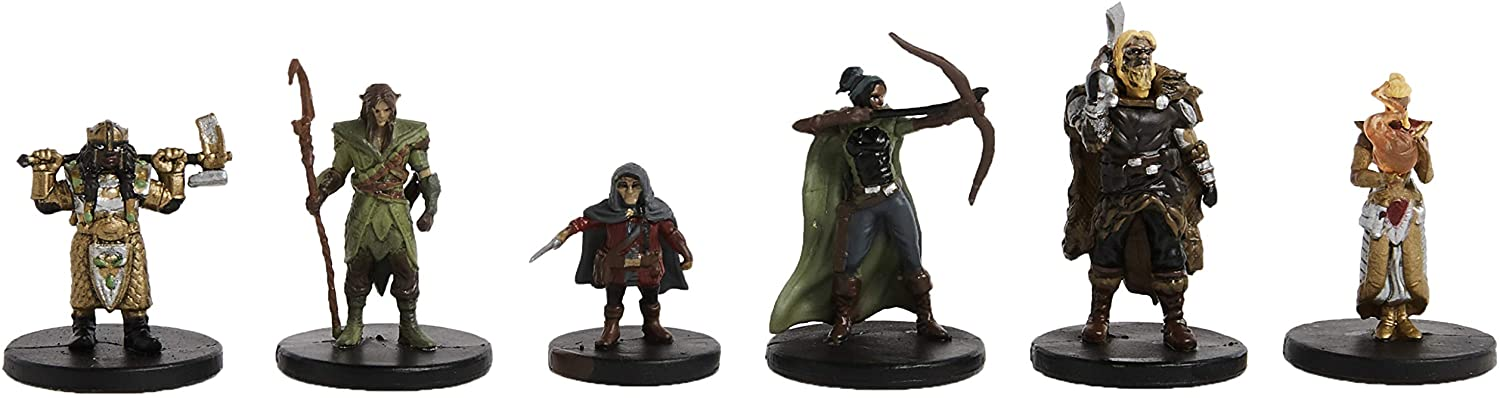Miniaturas Icons of the Realms: Starter Set