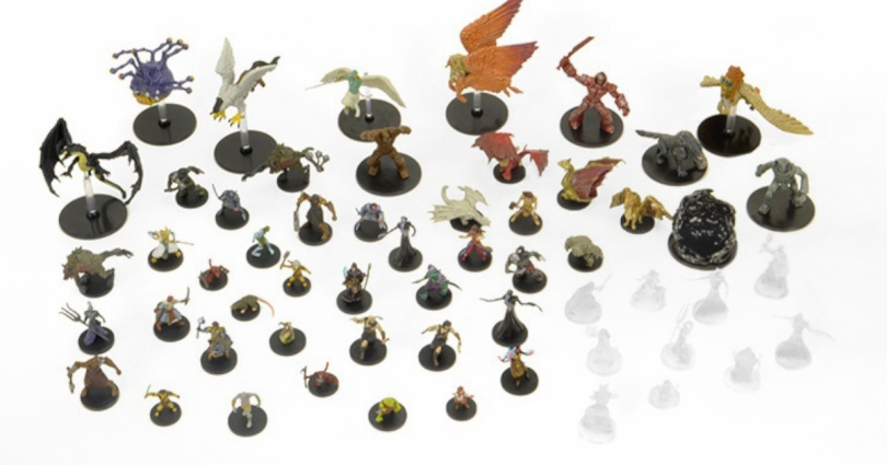 Onde comprar miniaturas de D&D