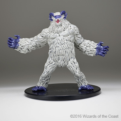 Yeti Icons of the Realms
