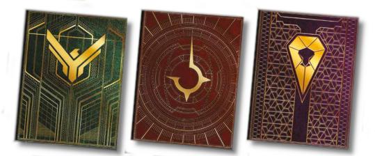 Dune Alternative Rulebooks