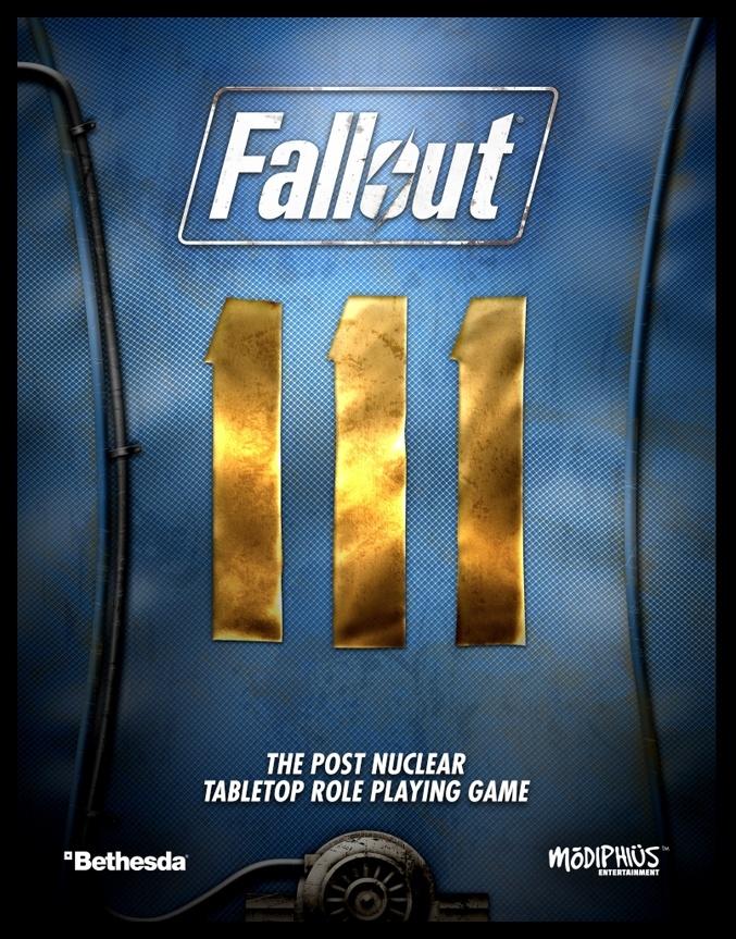Fallout RPG Modiphius