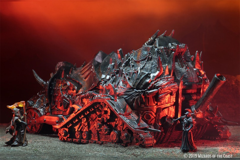 Icons of the Realms Infernal War Machine