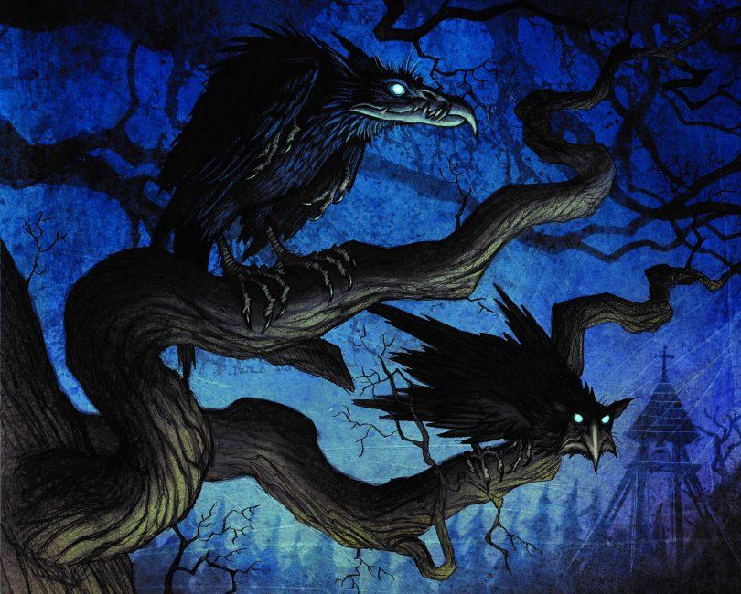 Night Raven Vaesen