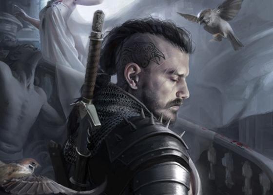 O Diário do Bruxo The Witcher RPG