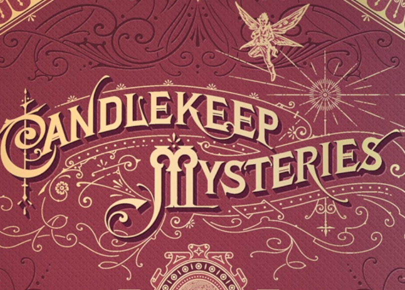 Conteúdo Candlekeep Mysteries