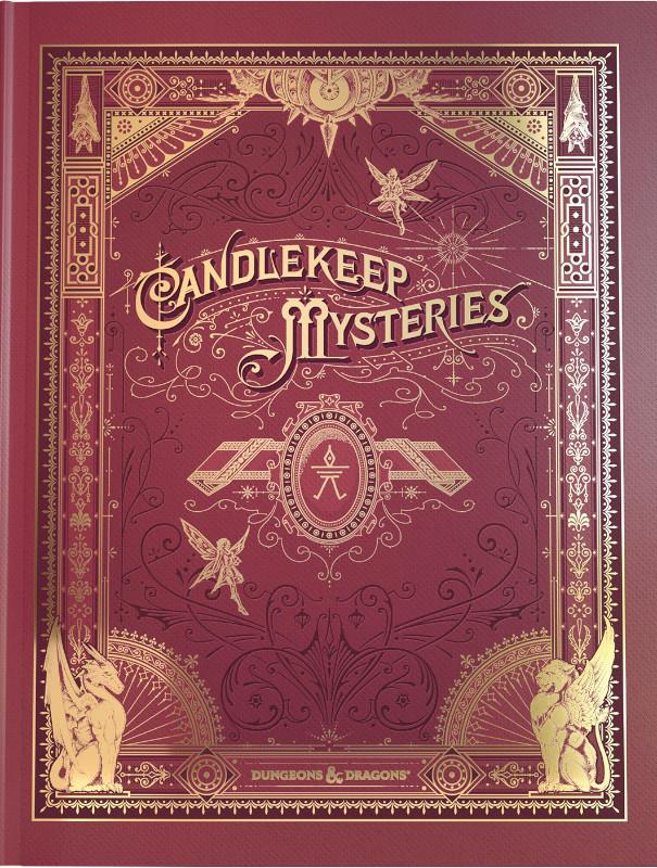 Candlekeep Mysteries Capa Alternativa