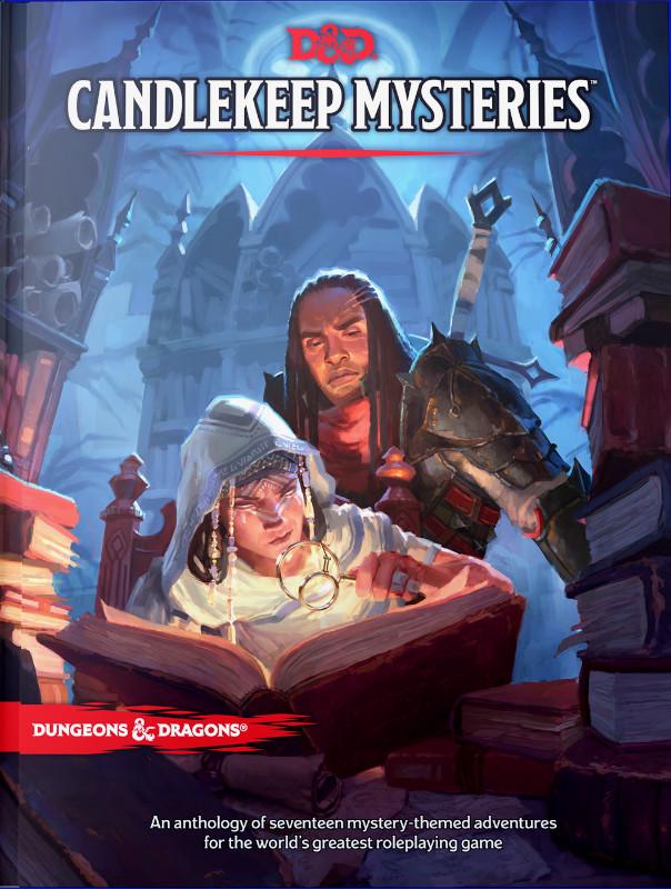Capa Candlekeep Mysteries