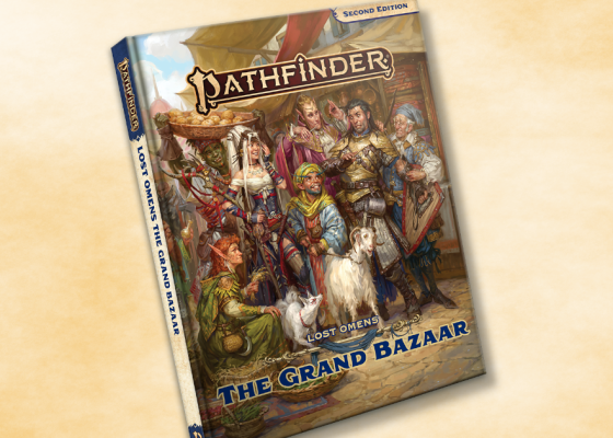 The Grand Bazaar Pathfinder 2E