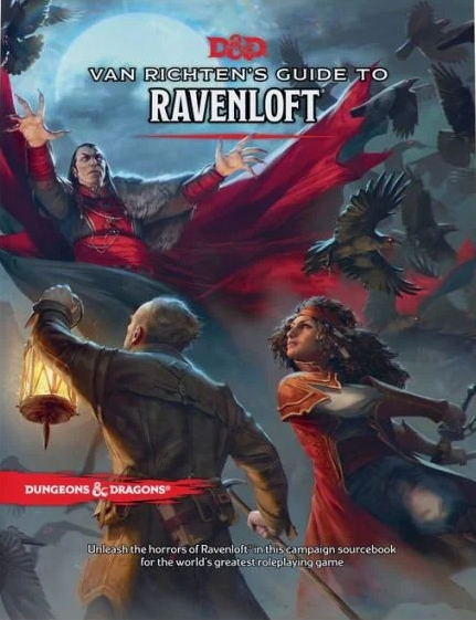 Guide to Ravenloft