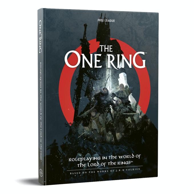 Livro Básico The One Ring 2E