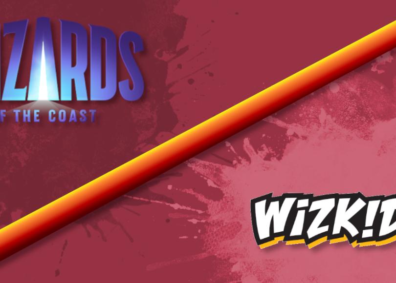 Wizkids expande parceria com a Wizards of the Coast