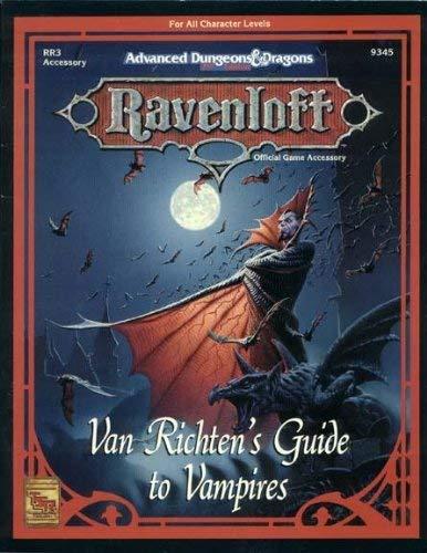 Van Richten's Guide