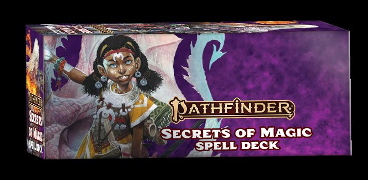 Secrets of Magic Spell Deck