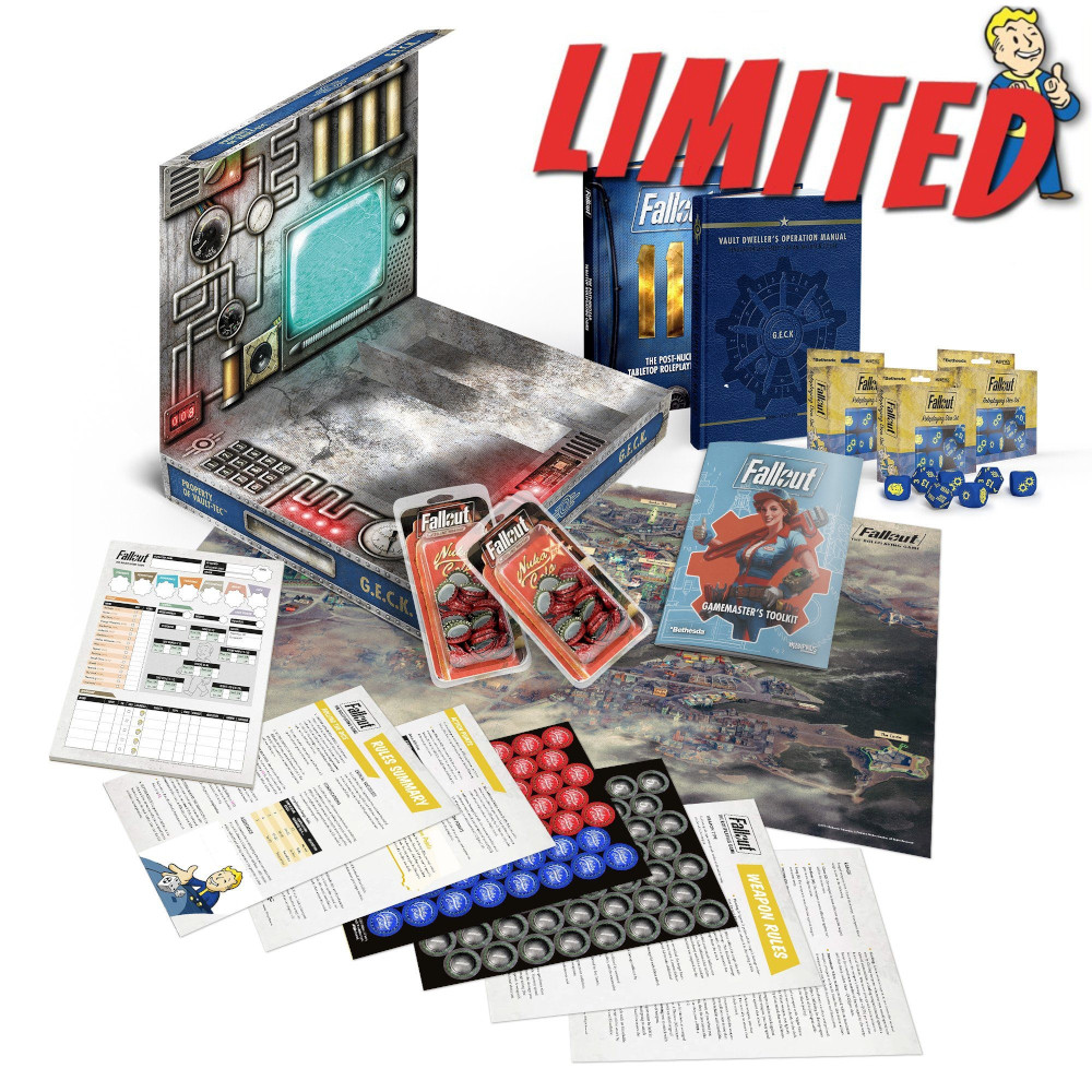 Fallout Tabletop RPG