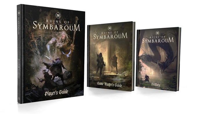 Symbaroum D&D 5ª Edição