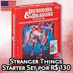 Starter Set Stranger Things