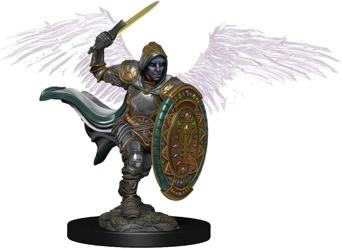 Icons of the Realms Aasimar Paladin