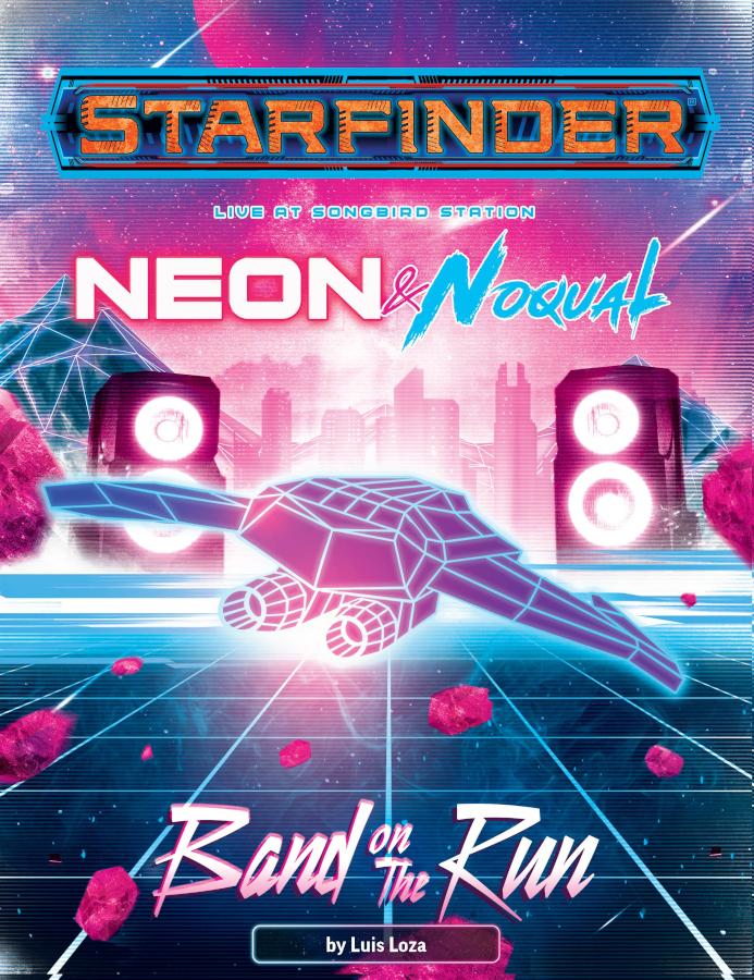 One-shot Starfinder