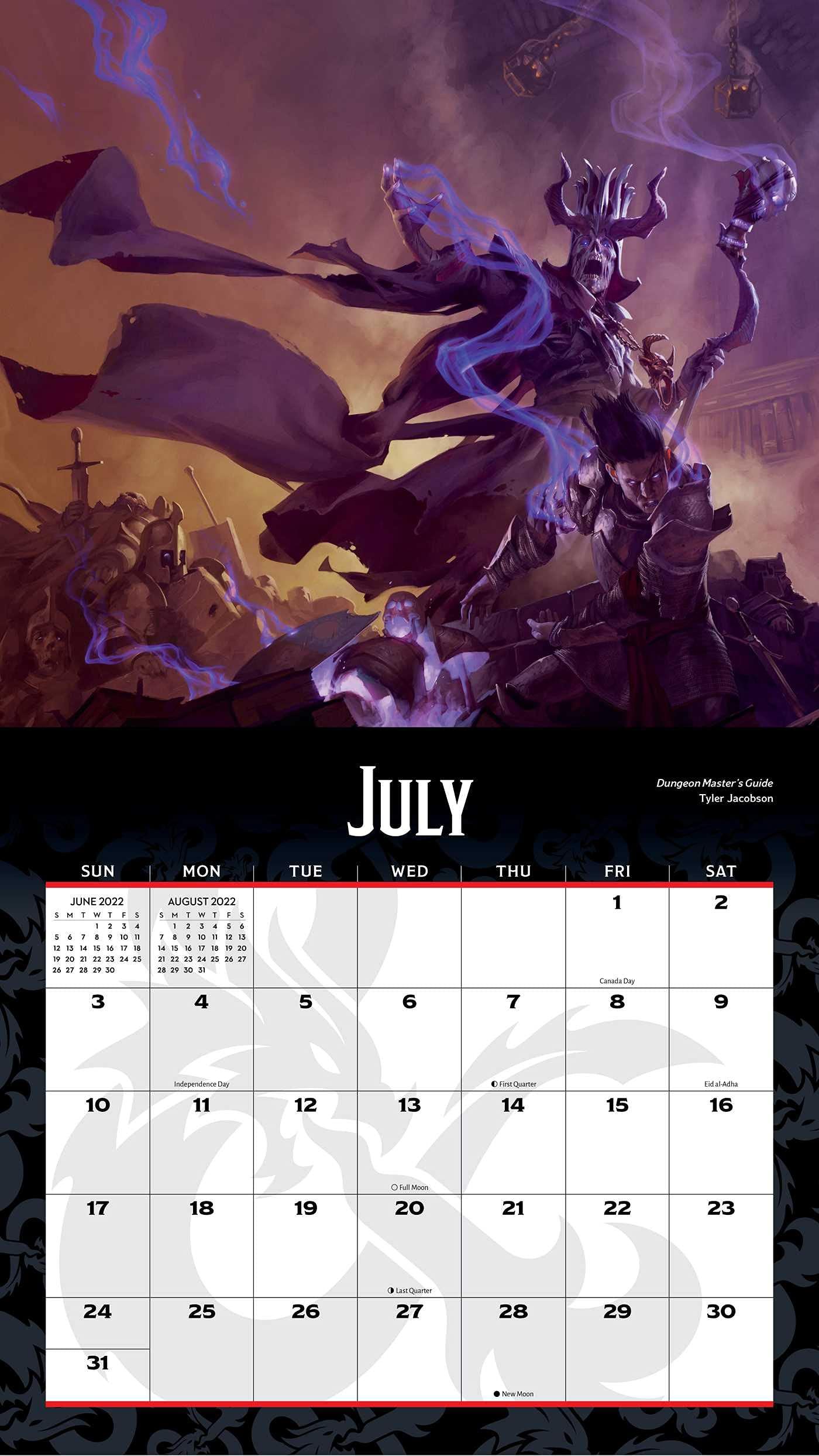 D&D Calendar