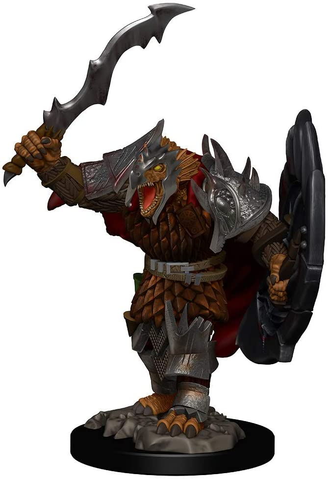 Icons of the Realms Dragonborn Fighter