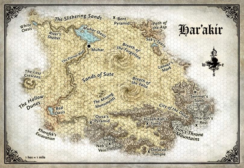 Har'akir Van Richten's Guide to Ravenloft