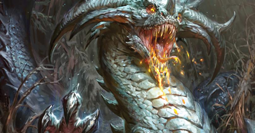 Bestiário Monsters of Myth