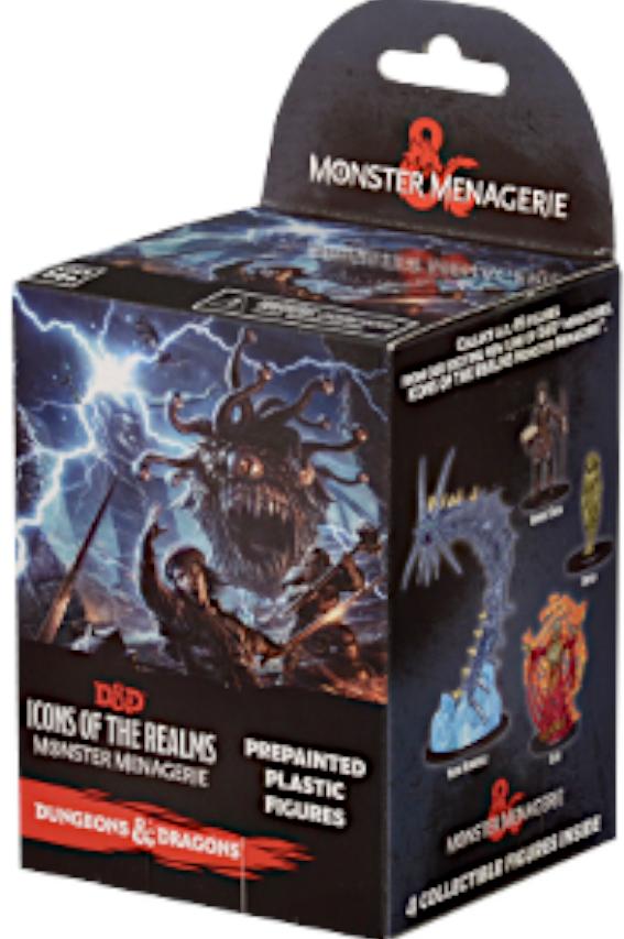 Monster Menagerie Miniaturas