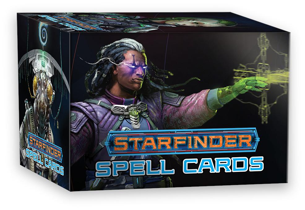 Cartas de Magia Starfinder