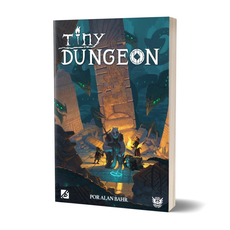 Tiny Dungeon PT-BR