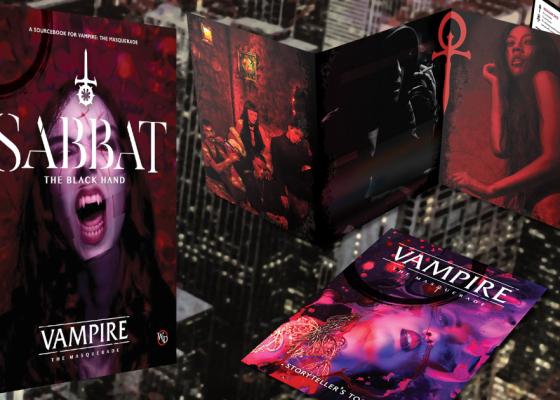 Sabbat Vampire V5