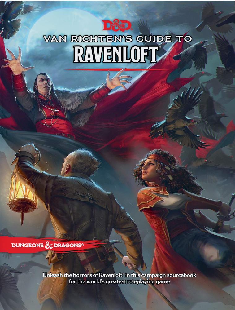 Van Richten's Guide to Ravenloft Preview