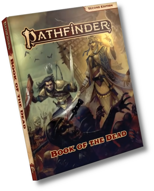 Book of the Dead Pathfinder 2E