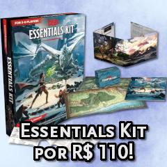 Essentials Kit em promoção