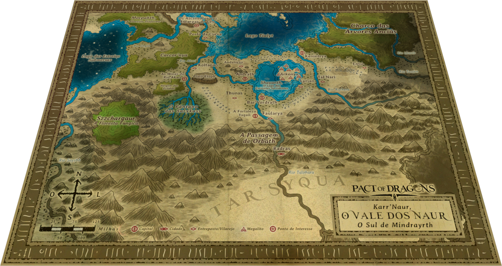 Vale dos Naur Pact of Dragons