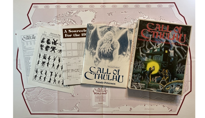 Call of Cthulhu Second Edition