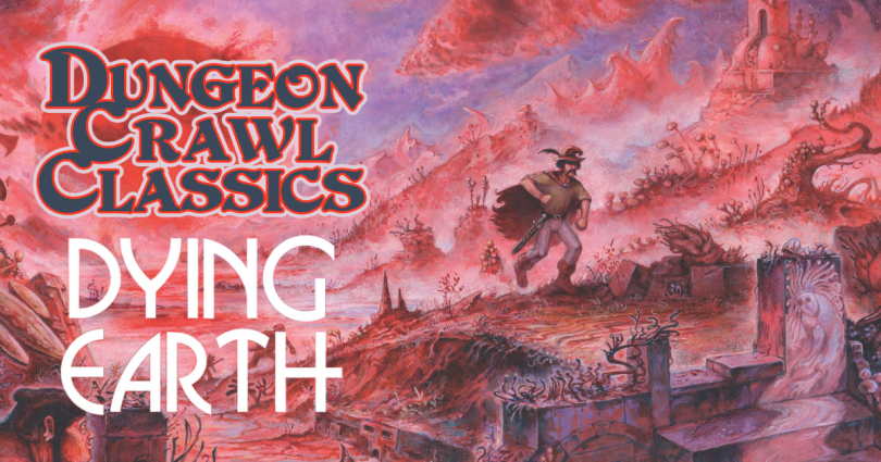 Dying Earth DCC RPG