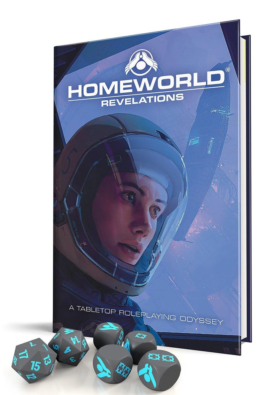 Homeworld RPG
