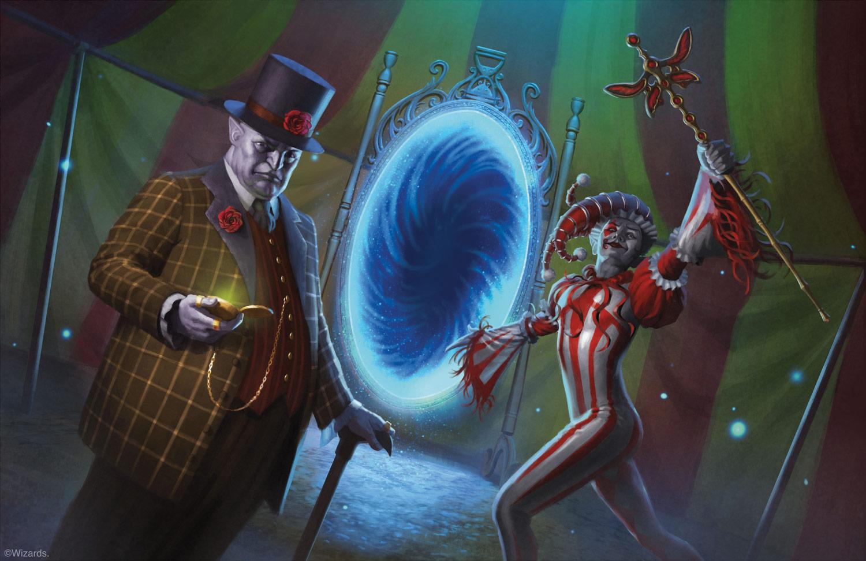 Mr. Witch e Mr. Light