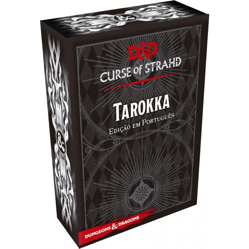 Tarokka Deck PT-BR