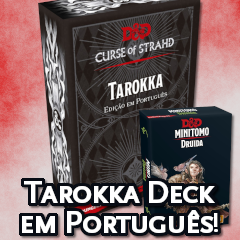 Tarokka Deck em português