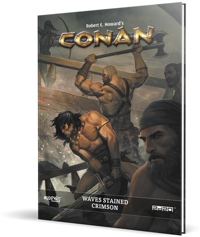 Conan RPG Pirates