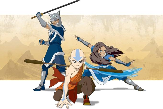 Arte de Avatar RPG