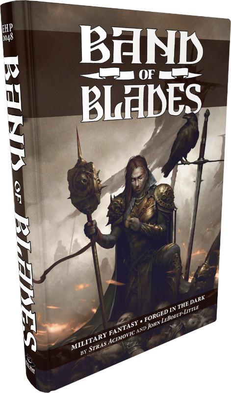 Band of Blades em português