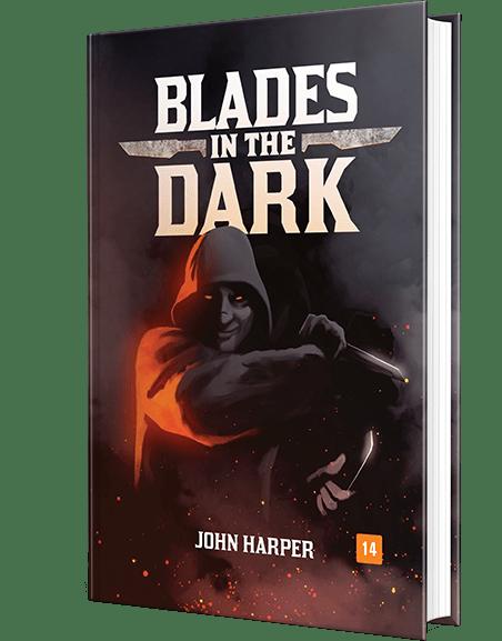 Blades in the Dark em português